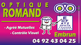 Optique Romand Embrun